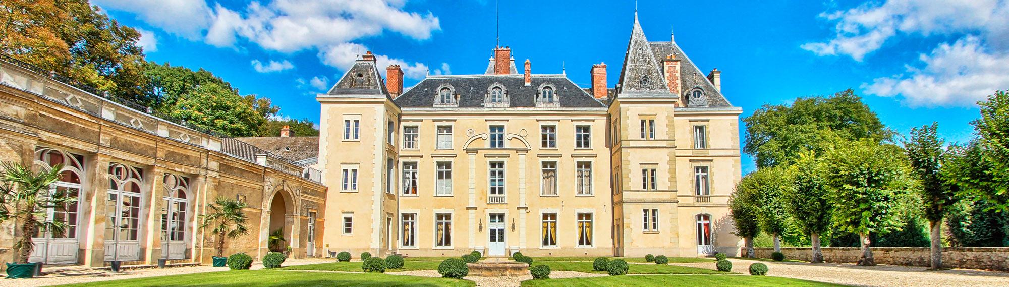 Vos v nements le ch teau de villiers - Villiers le bacle chateau ...