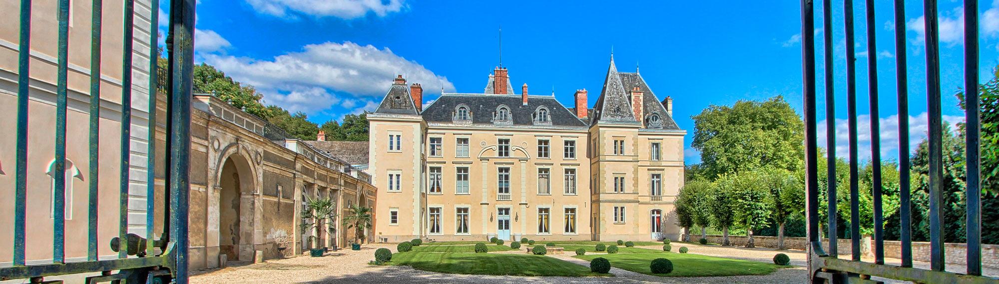 Le ch teau le ch teau de villiers - Chateau de villiers le bacle ...